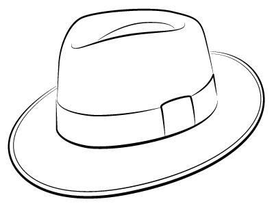 chapeau pour femme
